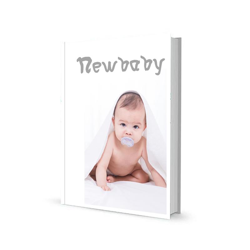 12寸宝宝相册制作diy照片书定儿童制成长纪念册印刷亲子生日礼物
