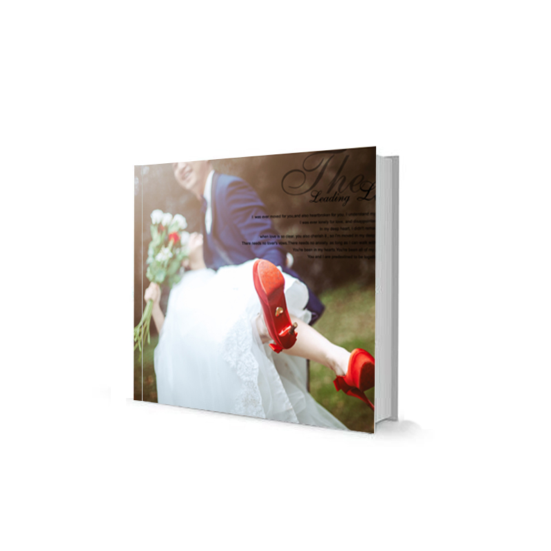方款相册本纪念册创意网红diy手工制情侣做相册生日礼物定制照片书