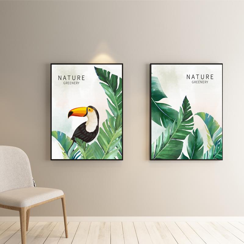 装饰画定制可替换画芯木质画沙发壁画照片挂墙画室高清订制作品