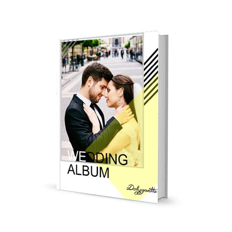 12寸照片书定制纪念册做制作宝宝情侣杂志写真洗照片做成书相册本